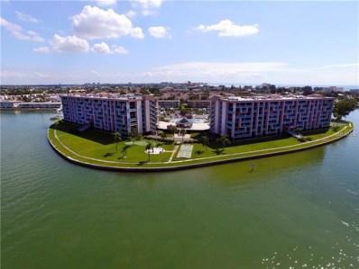 1 Key Capri UNIT 508W, Treasure Island, FL 33706 - MLS#: U8007697