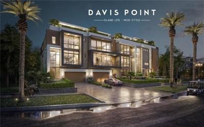 98 W Davis Boulevard, Tampa, FL 33606 - MLS#: U8008020