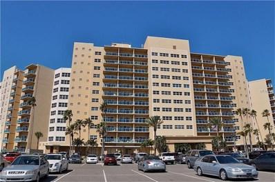 880 Mandalay Avenue UNIT C1208, Clearwater Beach, FL 33767 - MLS#: U8008052