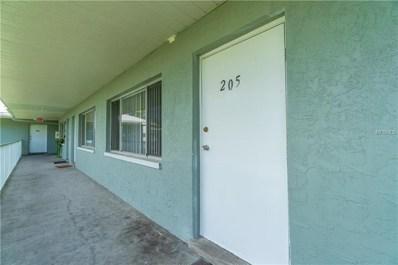 379 47TH Avenue N UNIT 205, St Petersburg, FL 33703 - MLS#: U8008120