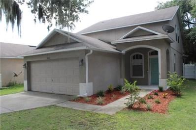 8503 Deer Chase Drive, Riverview, FL 33578 - MLS#: U8008282