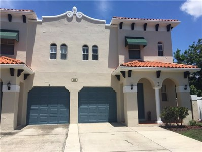 113 S Melville Avenue UNIT 3, Tampa, FL 33606 - MLS#: U8008330