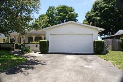 1842 Winchester Road N, St Petersburg, FL 33710 - MLS#: U8008343