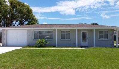 3332 Hoover Drive, Holiday, FL 34691 - MLS#: U8008466