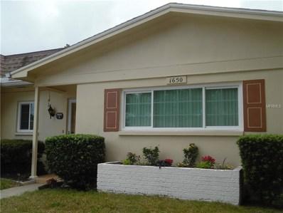 1650 S Lake Avenue UNIT 3, Clearwater, FL 33756 - MLS#: U8008600