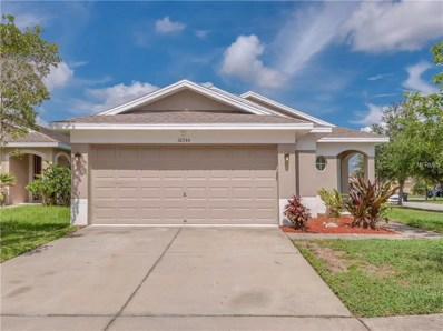 10344 Avelar Ridge Drive, Riverview, FL 33578 - MLS#: U8008612