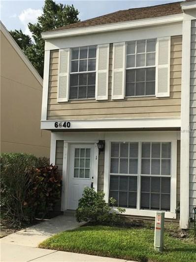 6640 N 121ST Avenue N UNIT 1, Largo, FL 33773 - MLS#: U8008619