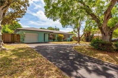 1721 Hampton Lane, Clearwater, FL 33756 - MLS#: U8008649