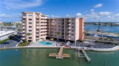285 107TH Avenue UNIT 402, Treasure Island, FL 33706 - MLS#: U8008740