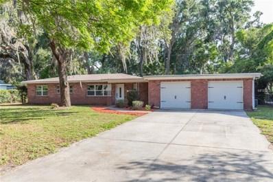 315 Brentwood Drive, Temple Terrace, FL 33617 - MLS#: U8008748