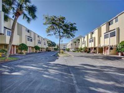 1500 Sunset Road UNIT E1, Tarpon Springs, FL 34689 - MLS#: U8008763