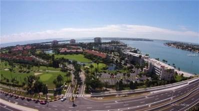 6287 Bahia Del Mar Circle UNIT 403, St Petersburg, FL 33715 - MLS#: U8008823