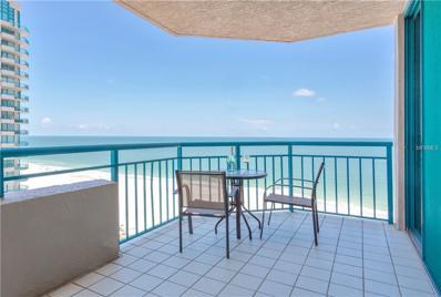 1520 Gulf Boulevard UNIT 1205, Clearwater Beach, FL 33767 - #: U8008857