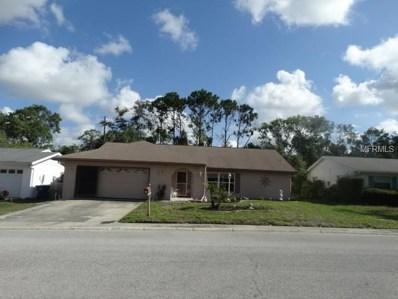 7637 Cayuga Drive, New Port Richey, FL 34653 - MLS#: U8008903