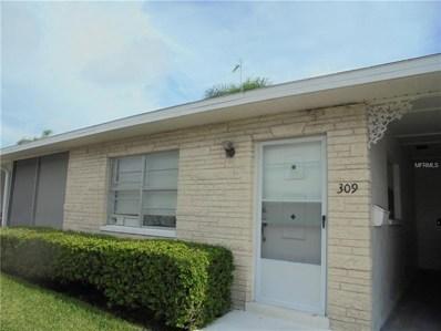12400 Park Boulevard UNIT 309, Seminole, FL 33772 - MLS#: U8008932