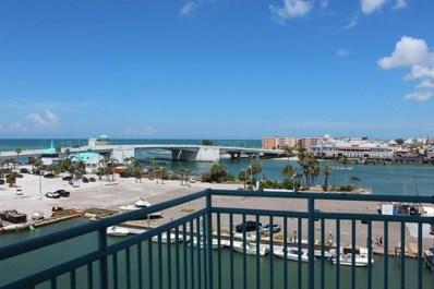 1 Key Capri UNIT 601W, Treasure Island, FL 33706 - MLS#: U8009028