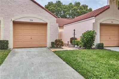 992 Madrid Drive, Palm Harbor, FL 34684 - MLS#: U8009029