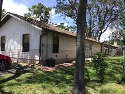 1812 Poinsettia Avenue UNIT A-B, Tarpon Springs, FL 34689 - MLS#: U8009123