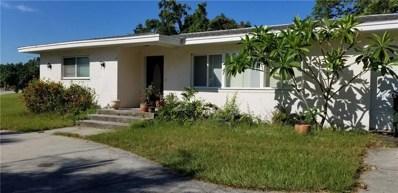 1712 Northview Road, Largo, FL 33770 - MLS#: U8009147