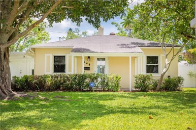 148 42ND Avenue NE, St Petersburg, FL 33703 - MLS#: U8009226