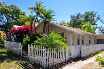 321 Hancock Street, Dunedin, FL 34698 - MLS#: U8009252