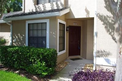 5100 Burchette Road UNIT 301, Tampa, FL 33647 - MLS#: U8009281