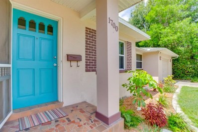 1700 47TH Avenue N, St Petersburg, FL 33714 - MLS#: U8009303