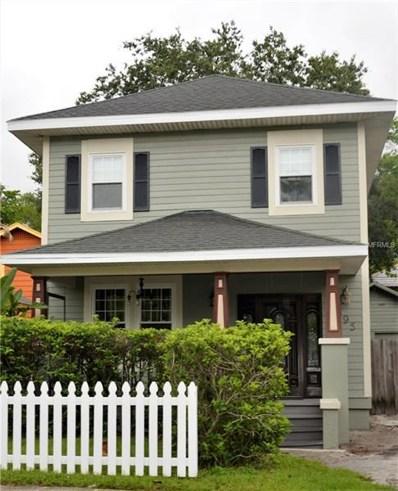 695 Newton Avenue S, St Petersburg, FL 33701 - MLS#: U8009309