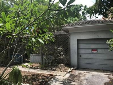 15802 E 3RD Street, Redington Beach, FL 33708 - MLS#: U8009722