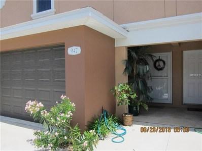 947 Celtic Circle, Tarpon Springs, FL 34689 - MLS#: U8009727
