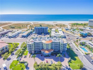 11605 Gulf Boulevard UNIT 406, Treasure Island, FL 33706 - MLS#: U8009789