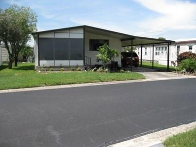 12501 Ulmerton Road UNIT 182, Largo, FL 33774 - MLS#: U8009955