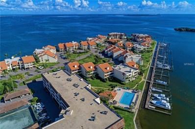 120 1ST Street E UNIT 109, Tierra Verde, FL 33715 - MLS#: U8009987