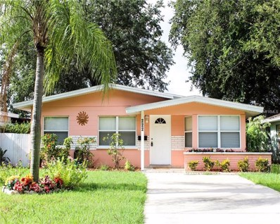222 41ST Avenue N, St Petersburg, FL 33703 - MLS#: U8010102