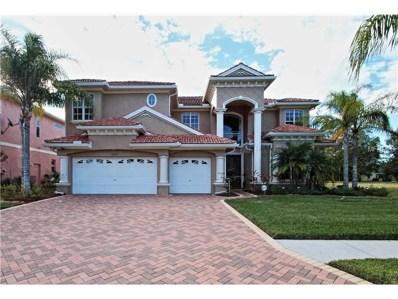 12912 Eagles Entry Drive, Odessa, FL 33556 - MLS#: U8010130
