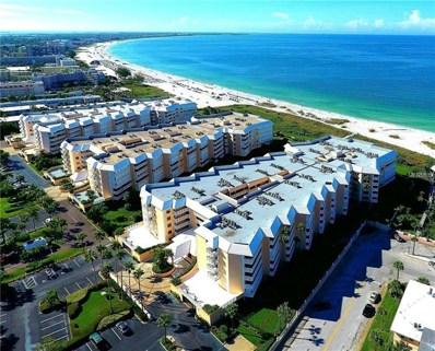 6650 Sunset Way UNIT 514, St Pete Beach, FL 33706 - MLS#: U8010163