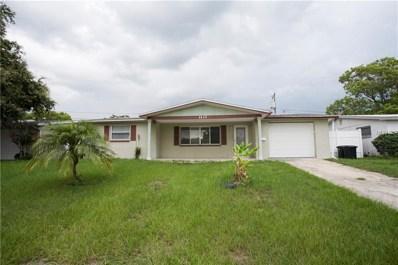 4412 Shoreline Drive, New Port Richey, FL 34652 - MLS#: U8010171