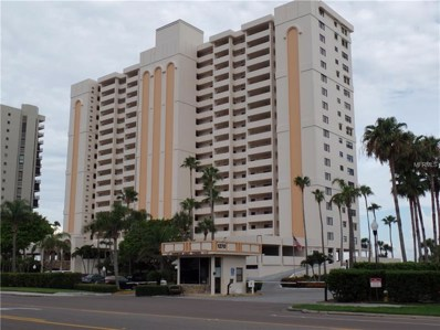 1270 Gulf Boulevard UNIT 408, Clearwater Beach, FL 33767 - MLS#: U8010248
