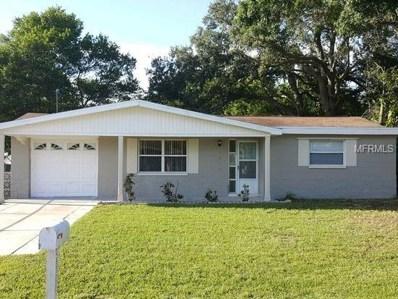 4803 Aegean Avenue, Holiday, FL 34690 - MLS#: U8010256