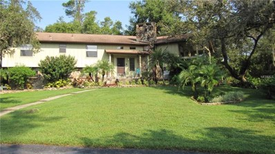 495 Westgate Road, Tarpon Springs, FL 34688 - MLS#: U8010301