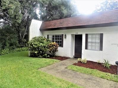 3180 Mission Grove Drive UNIT A, Palm Harbor, FL 34684 - MLS#: U8010328