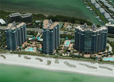 1520 Gulf Boulevard UNIT 1402, Clearwater Beach, FL 33767 - #: U8010372