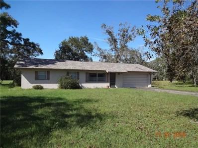 14719 Teresa Boulevard, Hudson, FL 34669 - MLS#: U8010409