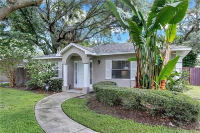 4631 W Kensington Avenue, Tampa, FL 33629 - MLS#: U8010431