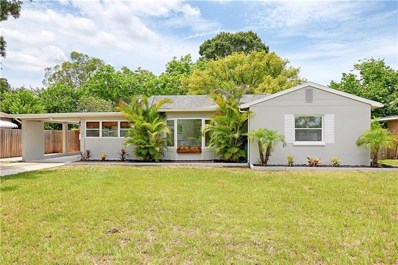 1336 Essex Drive N, St Petersburg, FL 33710 - MLS#: U8010515