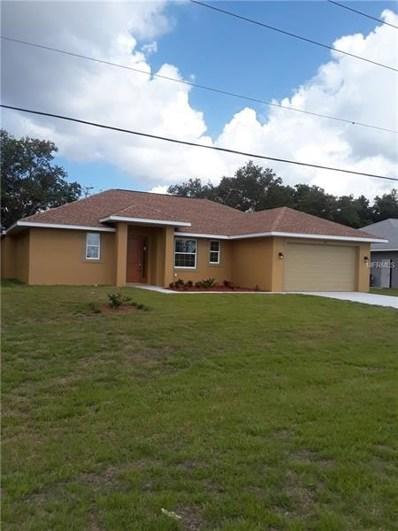 293 Seasons Drive, Punta Gorda, FL 33983 - MLS#: U8010525