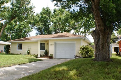 1450 Citrus Street, Clearwater, FL 33756 - MLS#: U8010534