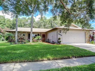 4470 Alligator Drive, New Port Richey, FL 34653 - MLS#: U8010565