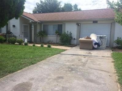 12412 Parchment Drive, Hudson, FL 34667 - MLS#: U8010579