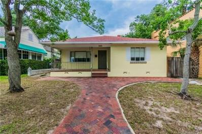 753 21ST Avenue N, St Petersburg, FL 33704 - MLS#: U8010617